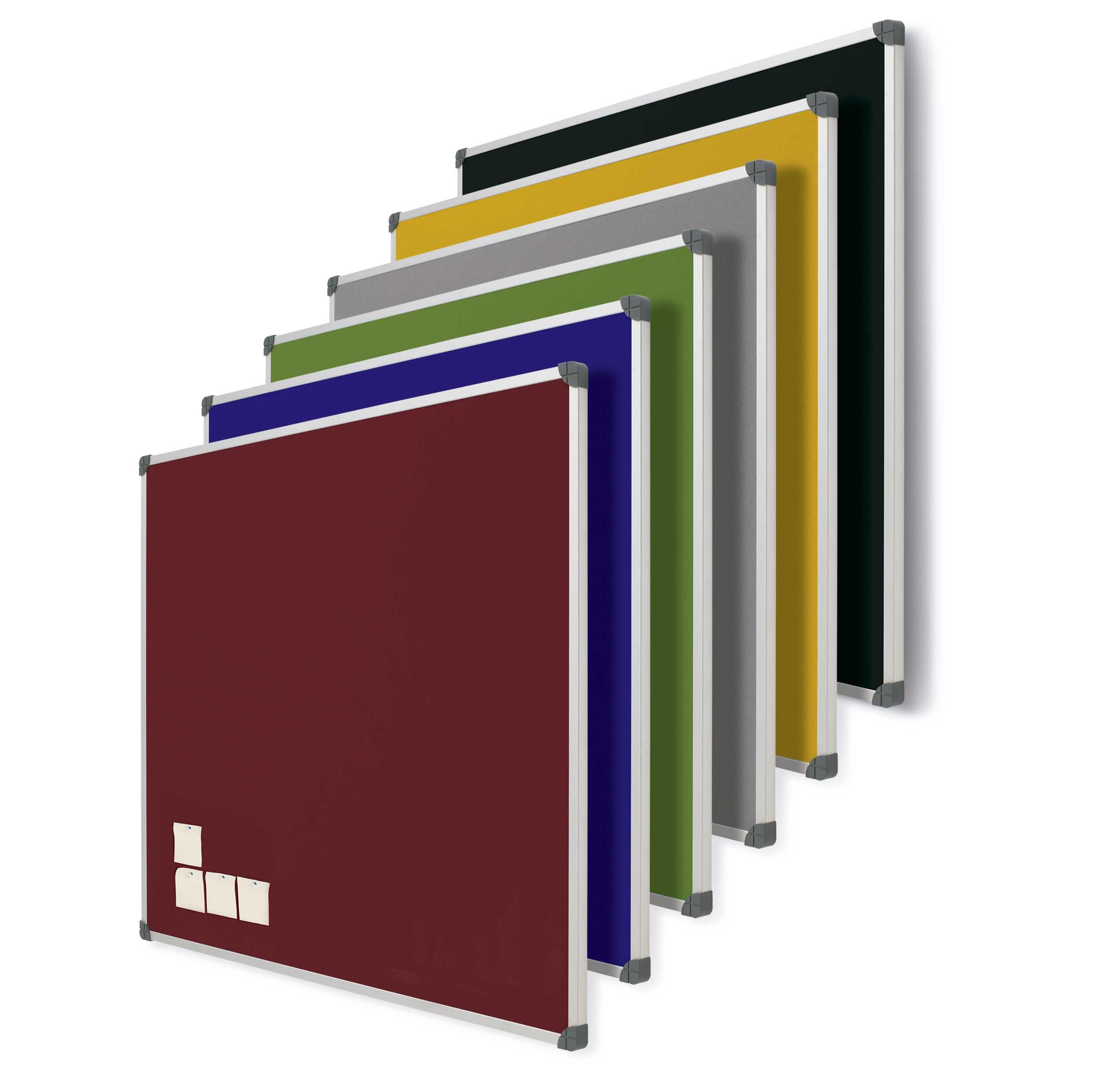 760 - Tablero de corcho tapizado - Planning Sisplamo
